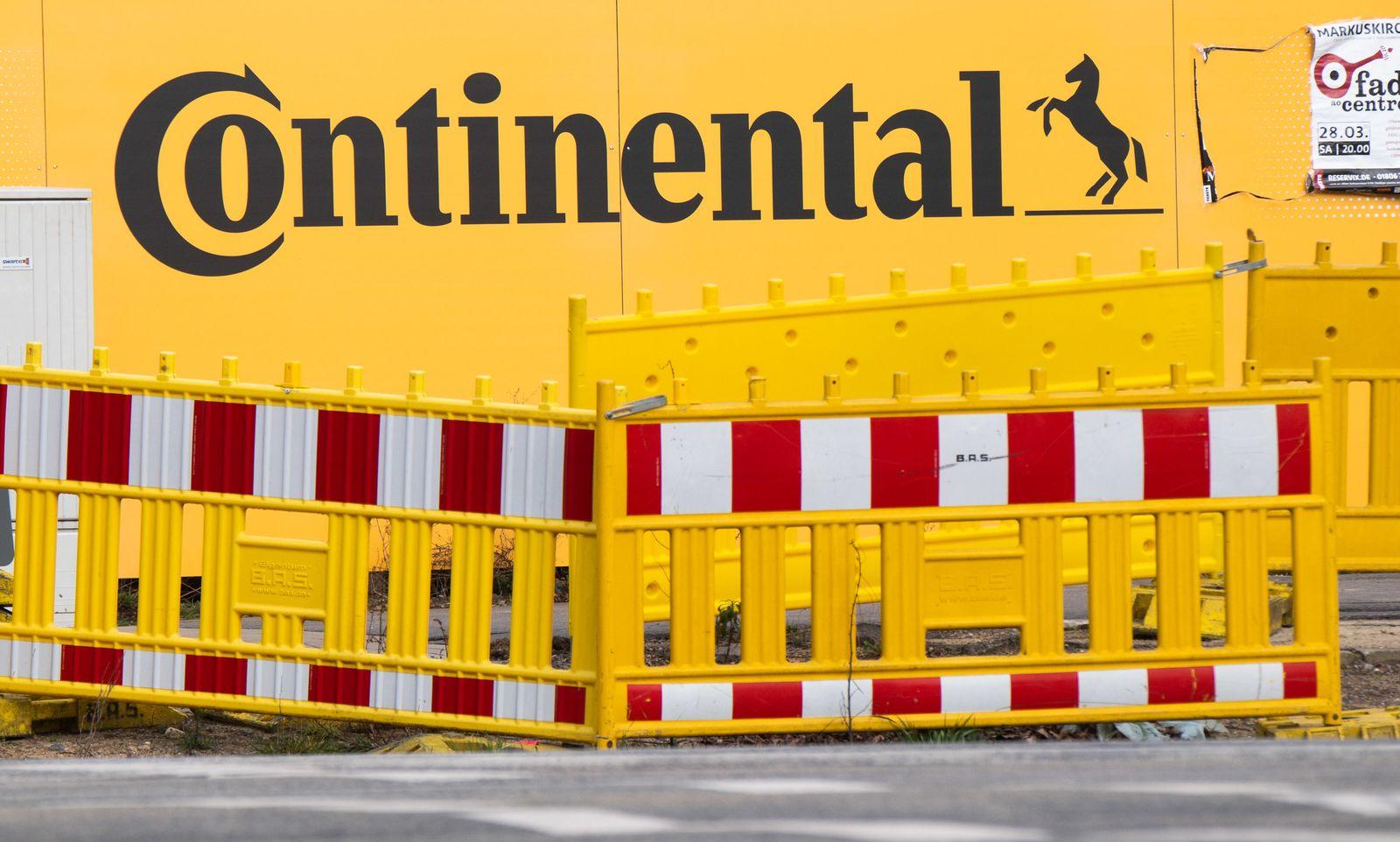 Continental Jahreszahlen