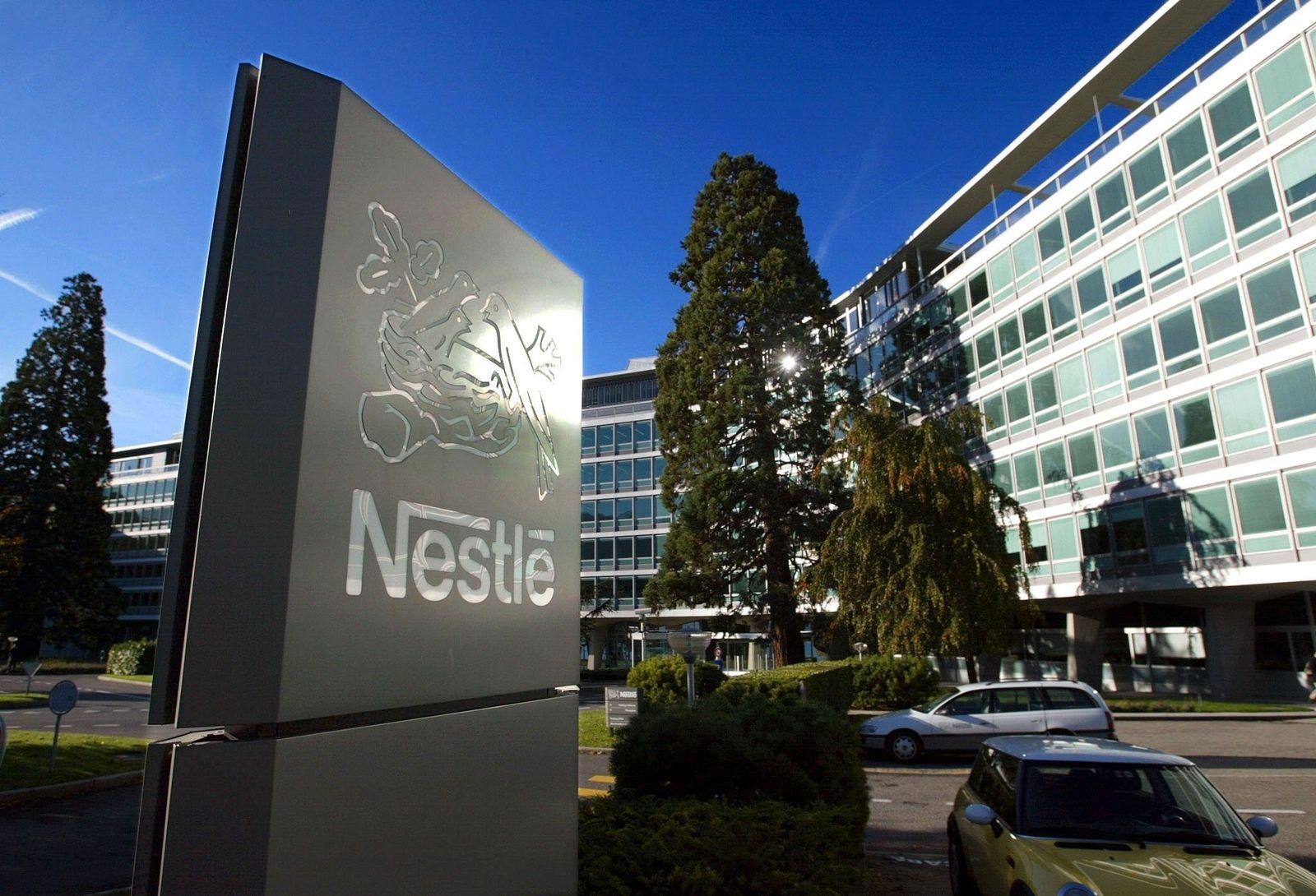 Nestlé / Nestle Zentrake in Vevey