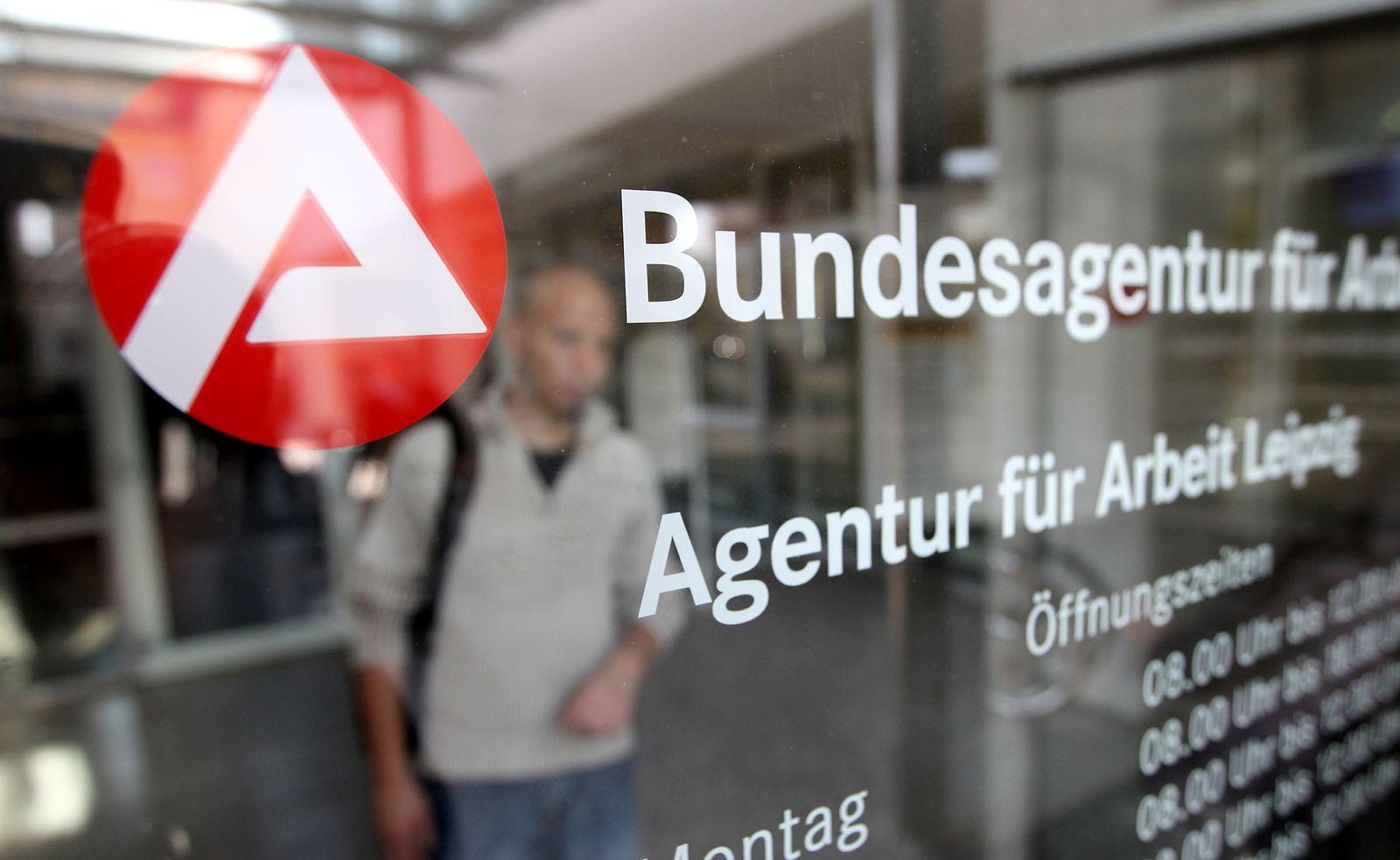 NICHT VERWENDEN Bundesagentur fuer Arbeit / Arbeitslosigkeit / Arbeitsmarkt
