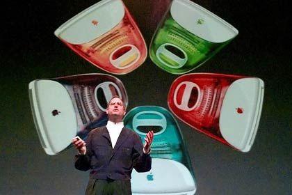 Nicht länger nur iMacs: Apple-Chef Jobs spricht inzwischen auch mit VW