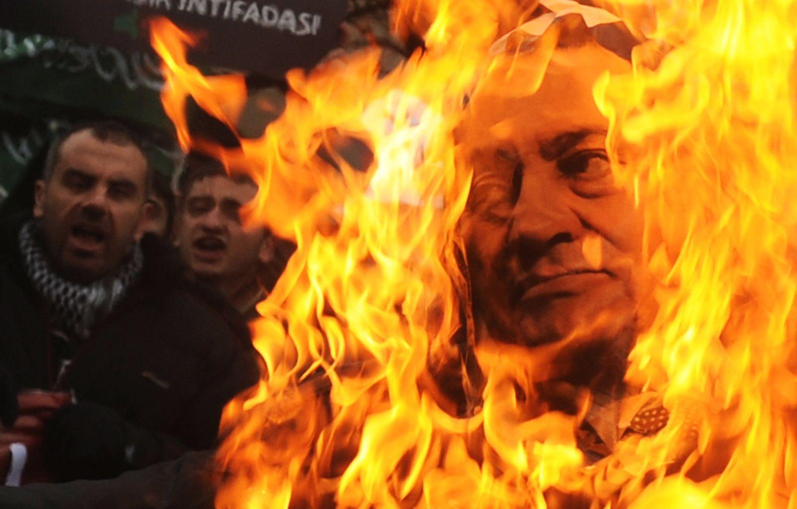 Unruhen Ägypten (Montag morgen)