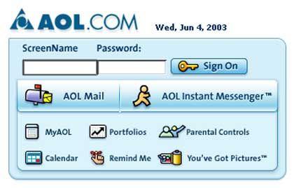 AOL und MSN: Gleichwertige Partner