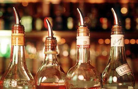Steuer-Quelle: Hochprozentiger Alkohol