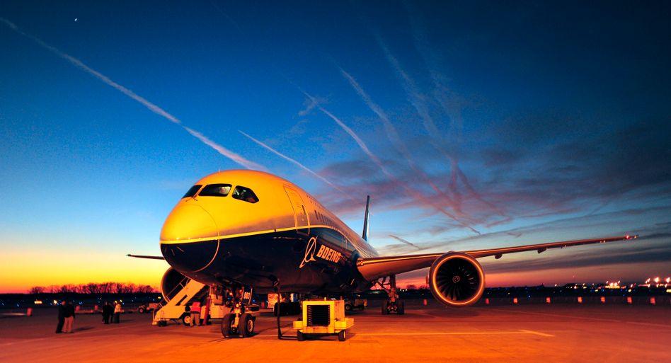 Dreamliner: Boeing-Auslieferungen zwölf Prozent über Vorjahr