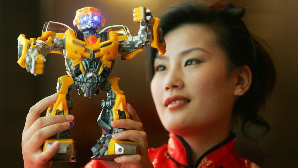 """""""Made in China"""": Die Europäer sollten keine Angst von China bekommen"""
