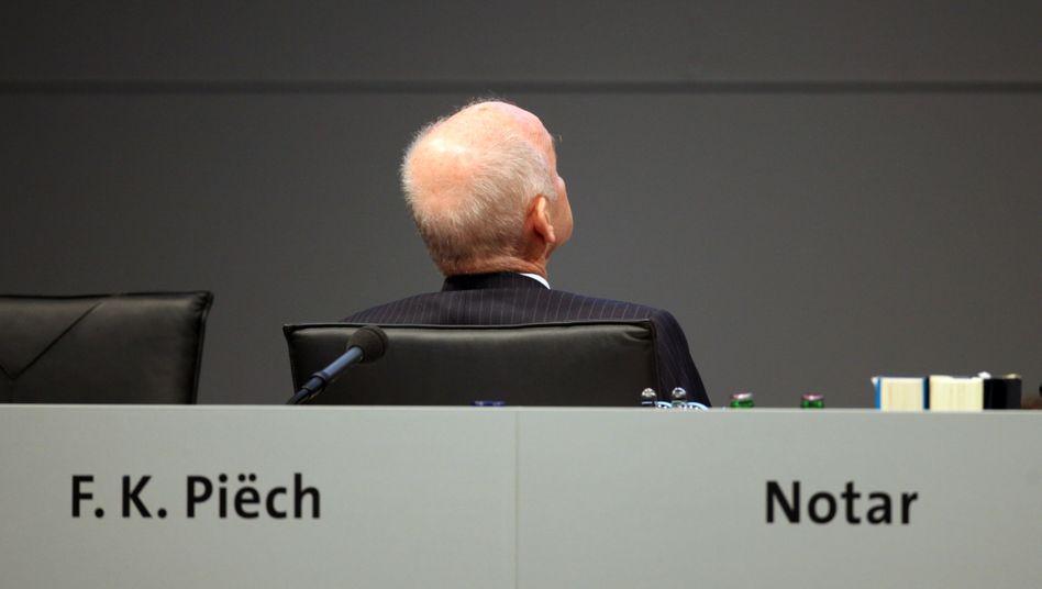 Zweifelhafte Strahlkraft: Nimmt die Bundesregierung auch die ältesten Aufsichtsräte vom Netz?