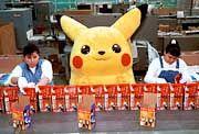 Begeisterung vorbei: Pokémon Pikachu
