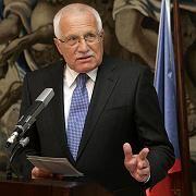 Last Man Standing: Präsident Klaus will sich nun nicht mehr gegen den Lissabon-Vertrag sperren