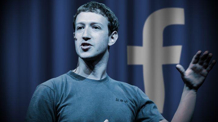 Facebook-Chef Mark Zuckerberg zeigt sich selten anders als im grauen Shirt.