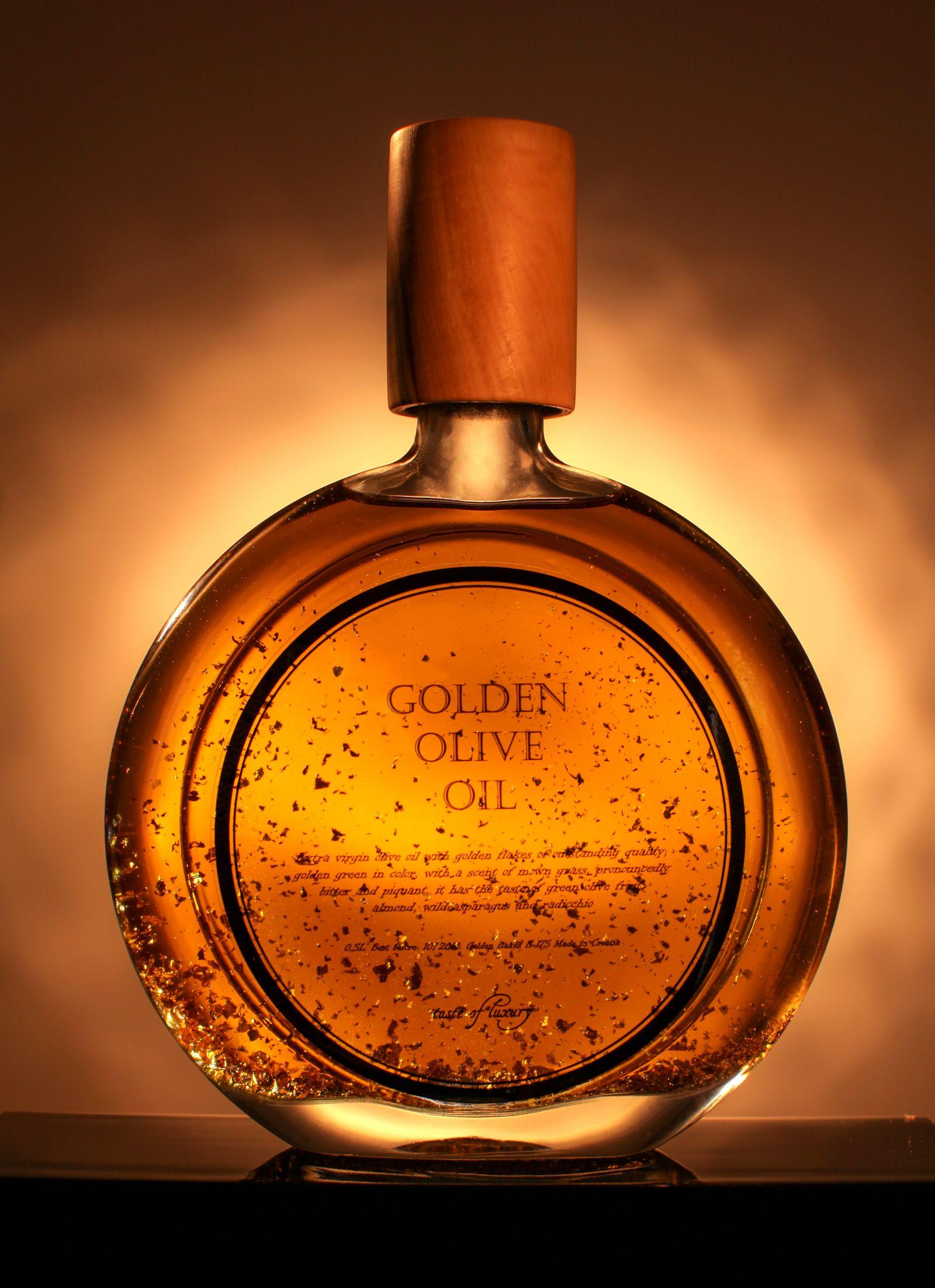 Golden Olive OIl Sense