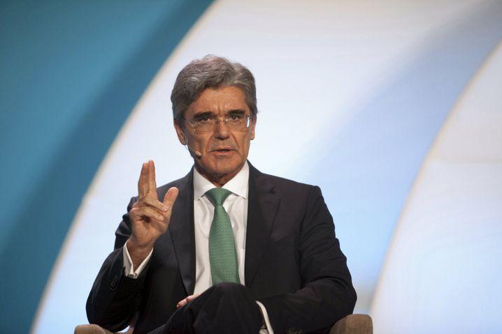 """""""Überlegt und sozialverträglich"""": Siemens-Chef Joe Kaeser will beim geplanten Stellenabbau auf betriebsbedingte Kündigungen verzichten"""