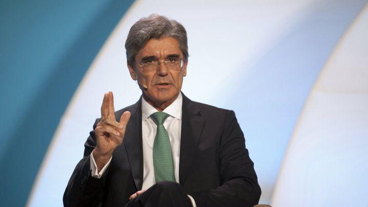 Konzernumbau abgehakt: Die To-do-Liste von Siemens-Chef Joe Kaeser
