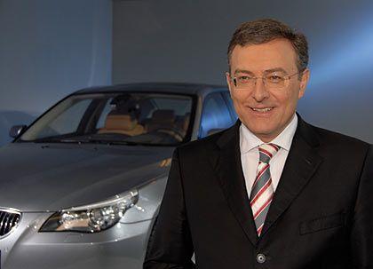 BMWs neuer Motor: Konzernchef Reithofer