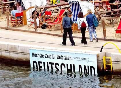 Kein Volkvon Unternehmern: Der Deutsche willungern Eigenverantwortung übernehmen und am liebsten nur behalten, was er hat