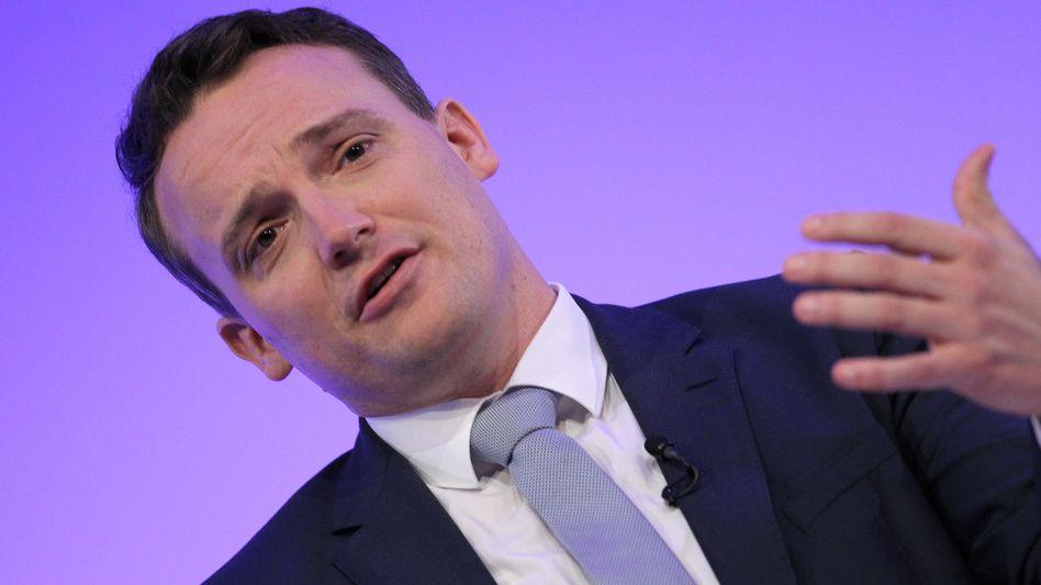"""""""Unsere Strategie geht eindeutig auf"""", gibt sich SAP-Chef Christian Klein sehr selbstsicher"""