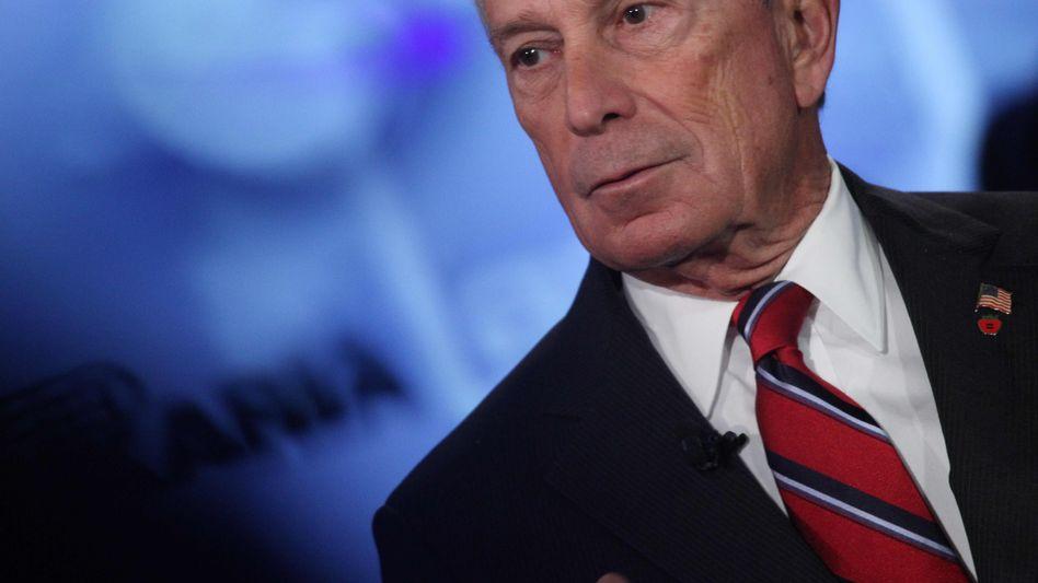 Michael Bloomberg: Bloomberg News wird keine investigativen Recherchen zum Kandidaten betreiben - und auch nicht zu den anderen Kandidaten der Demokratischen Partei