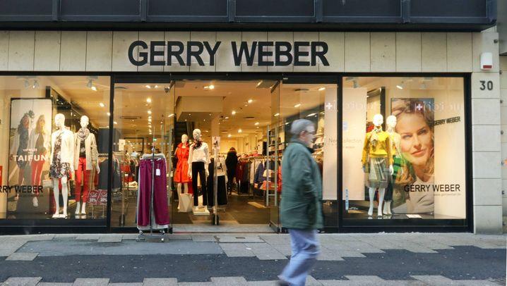 Gerry Weber, Steilmann, Esprit: Die Probleme der deutschen Mode-Hersteller