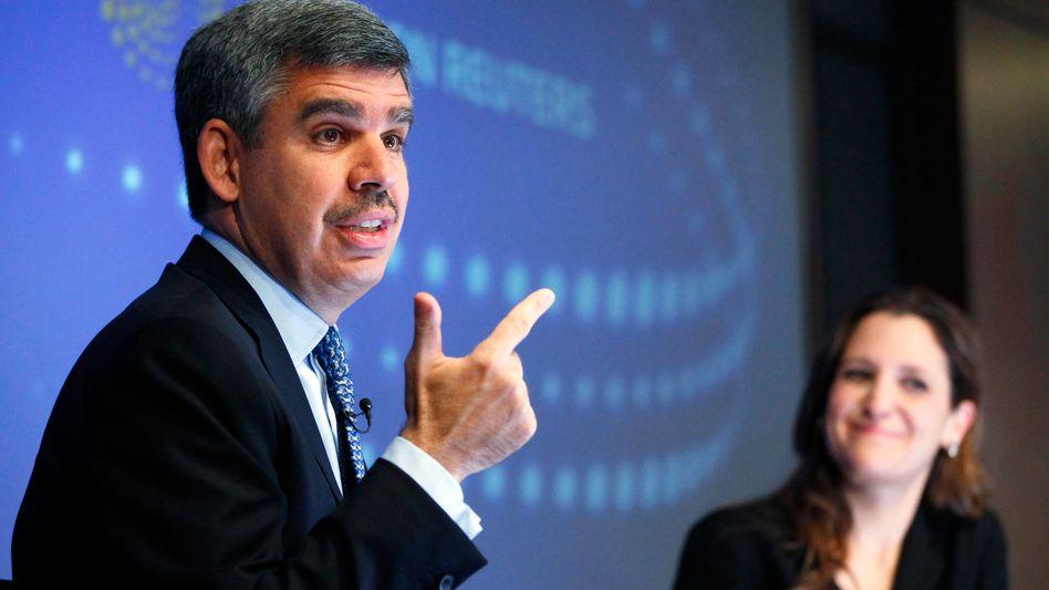 """""""Zweites Griechenland"""": Mohamed El-Erian, Chef 1,36 Billionen Dollar schweren Vermögensverwalters Pimco, warnt vor Portugal"""