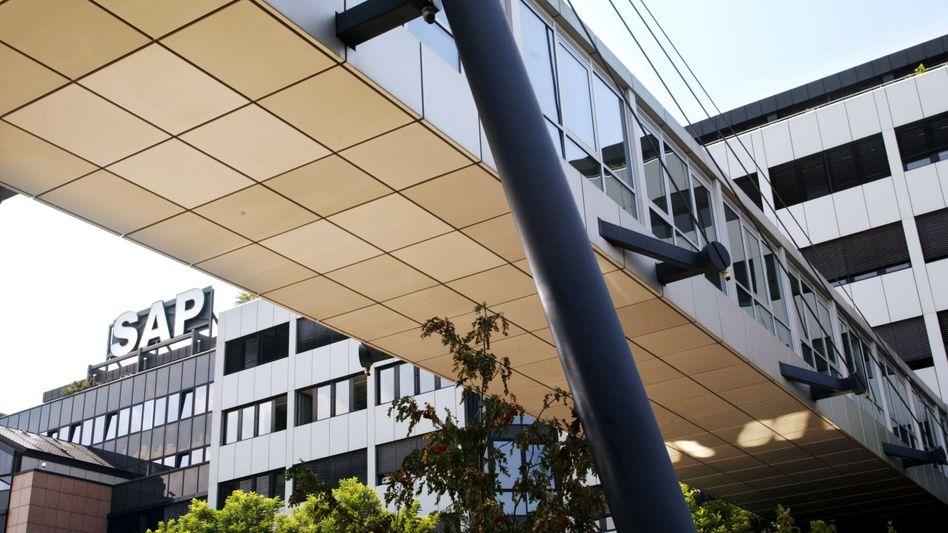SAP: 16 Milliarden Euro Umsatz, 5 Milliarden Euro Gewinn im Jahr 2012