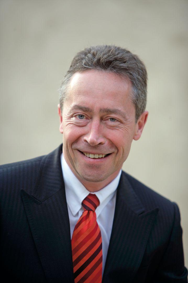 Klaus-Gerhard Wolpert kümmert sich bei VW künftig um Lkw