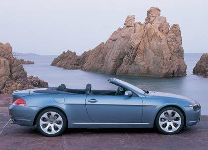 BMW 645Ci Cabriolet: die neue Freiheit