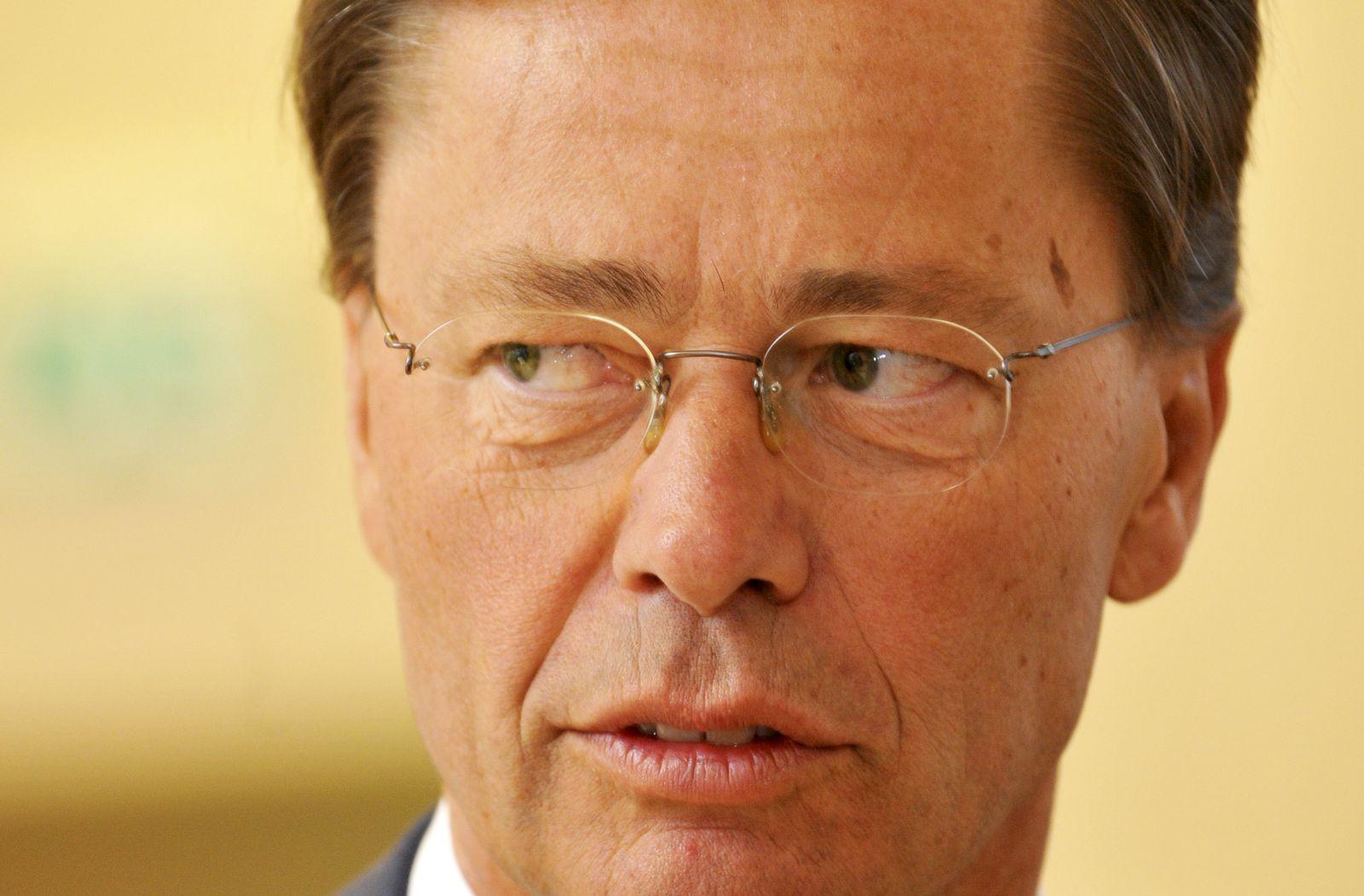 Middelhoff sagt im Kirch-Prozess aus