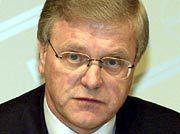 Köder erfolgreich ausgeworfen: Bayer-Chef Werner Wenning
