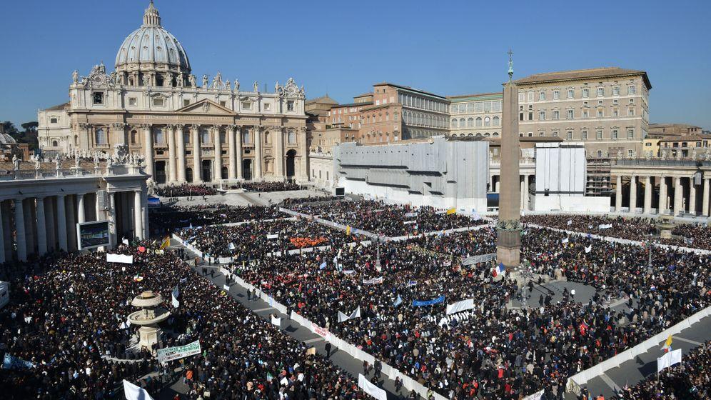 Vatikanbank: Wie die Vatikanbank arbeitet