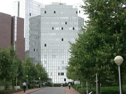 Das Hauptquartier von Helmut Greve ist die Alster-City