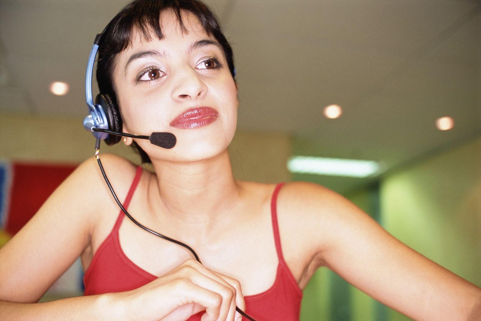 NICHT MEHR VERWENDEN! - Telefonieren / Call-Center / Headset