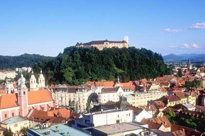 Sloweniens Hauptstadt Ljubljana: Politisches Erdbeben