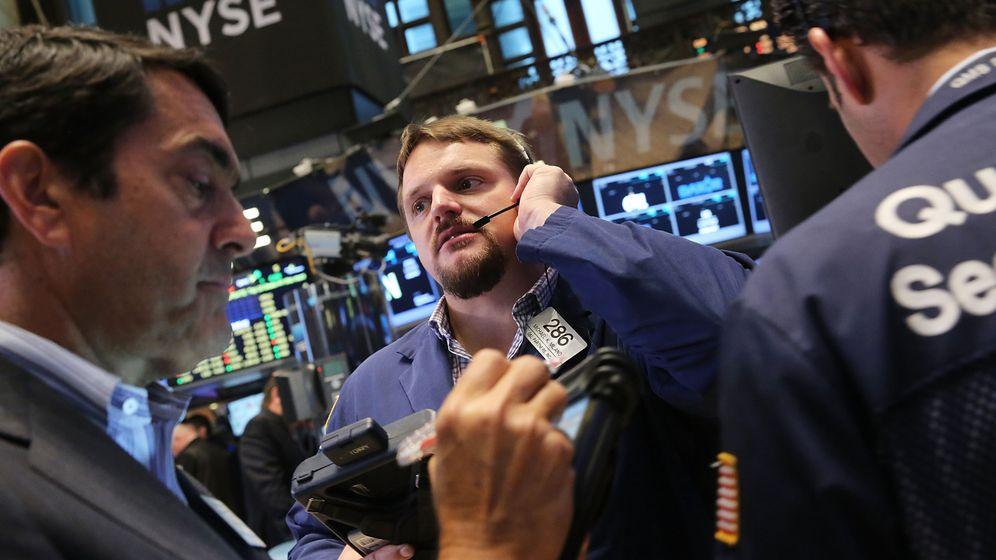 Finanzmärkte: Mutter aller Blasen