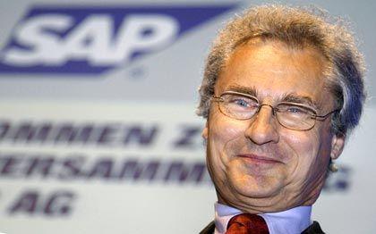 SAP-Chef Henning Kagermann
