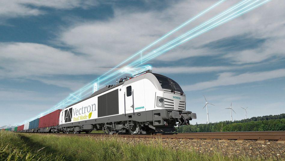 Deutsche Bahn: Neue Loks für die letzte Meile