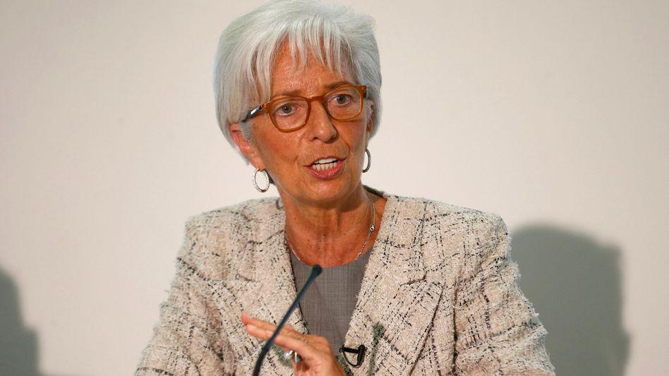 Demnächst im Gerichtssaal: IWF-Chefin Lagarde hat Ärger mit der französischen Justiz