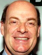 Vorstandschef: Jürgen Strube hört im Jahr 2003 auf