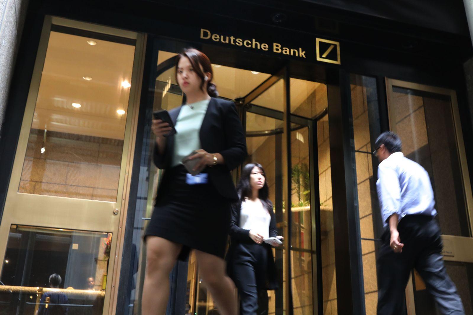 Deutsche Bank Shrinks Investment Banking Business, Cutting 18,000 Jobs