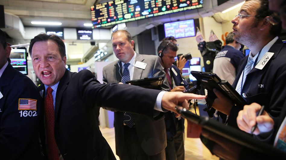 Wall Street feiert: US-Banken vorneweg