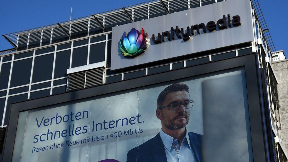 Unitymedia-Zentrale in Köln