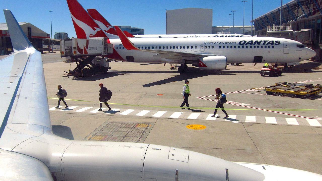 Qantas Deutschland Kontakt