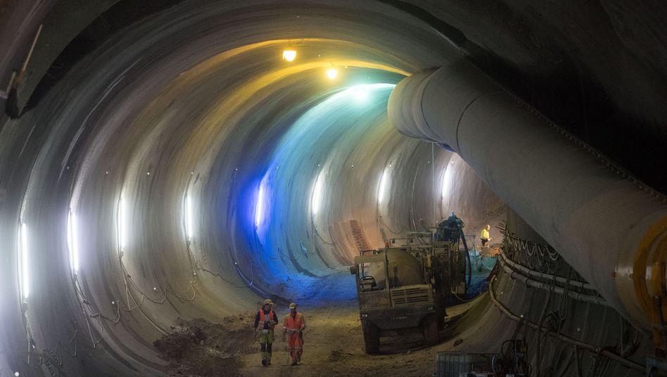 Milliarden-Projekt Stuttgart 21: Fertigstellung verzögert sich auf Ende 2024