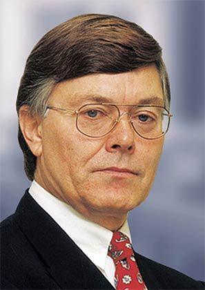 Schwere Aufgabe: Johannes Ringel, Interimschef der WestLB, muss die krisengeschüttelte Landesbank stabilisieren