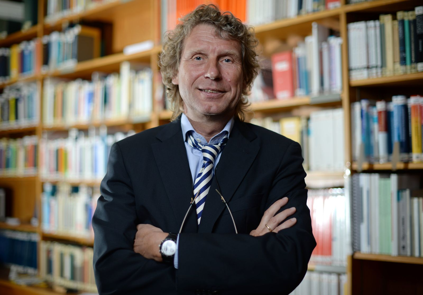 Freiburger Finanzwissenschaftler Bernd Raffelhüschen