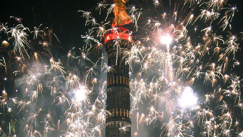 Alpenglück und Partymeile: So feiert Deutschland Silvester
