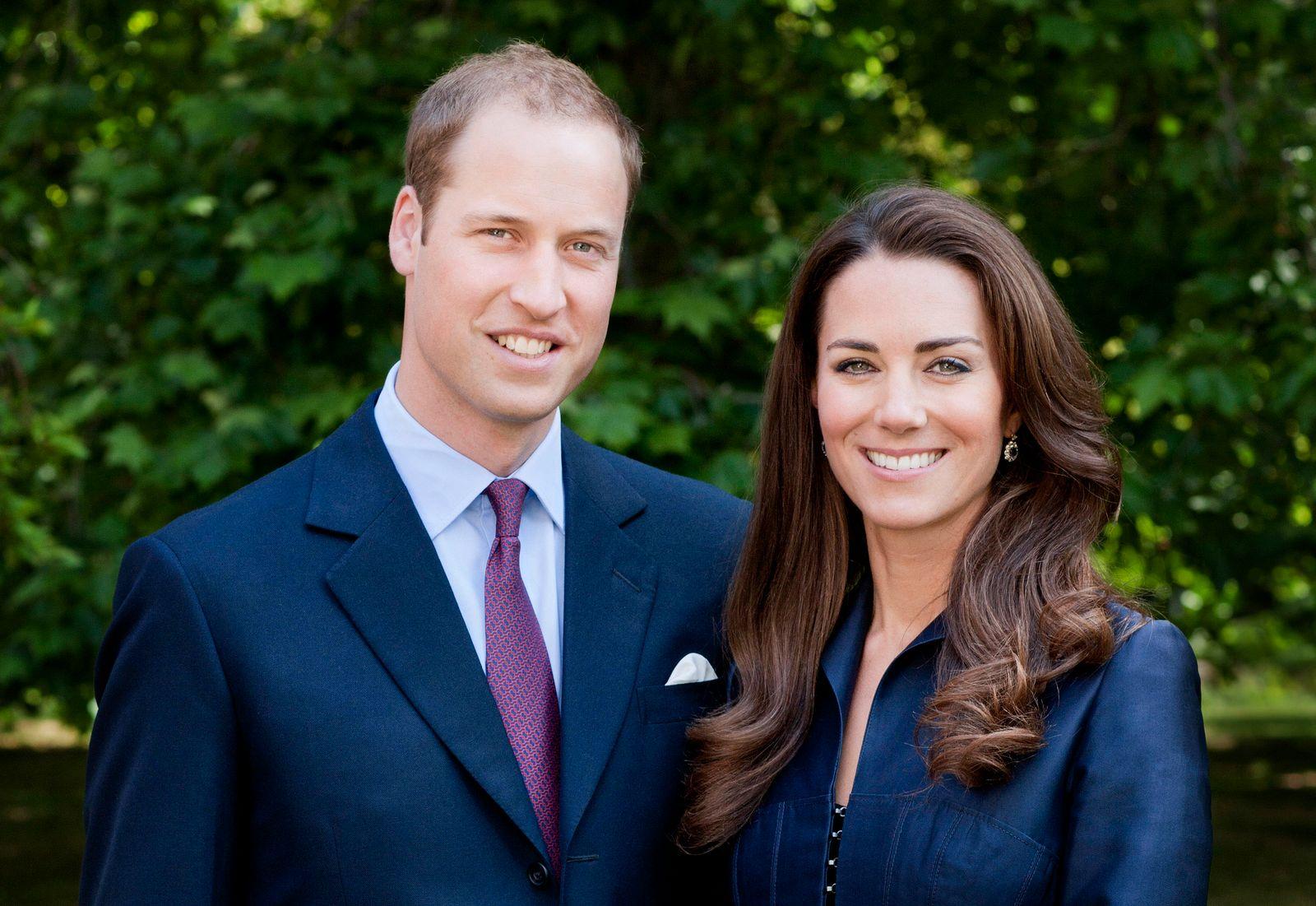 William kate Kanada Auslandsreise Royals