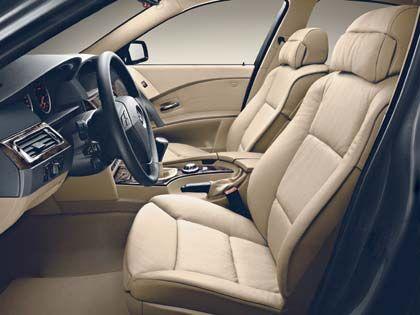 Die Innenansicht: BMW 5er