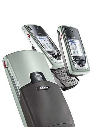 Turbo für lahmende Absätze: Nokia Handy mit Kamera