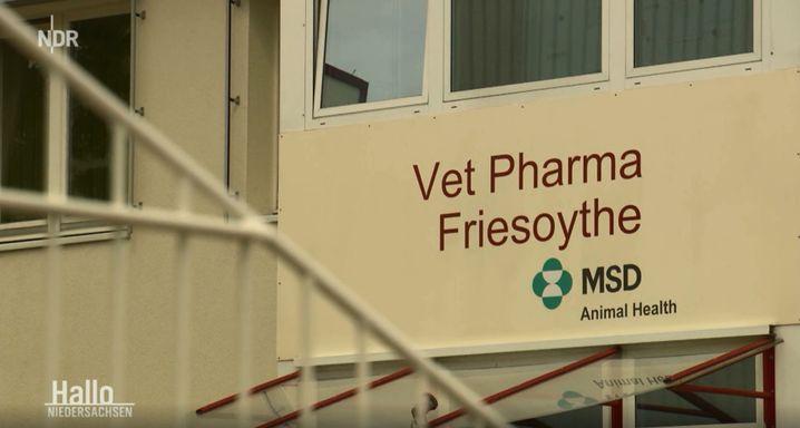 Razzia bei Vet Pharma im niedersächsischen Friesoythe