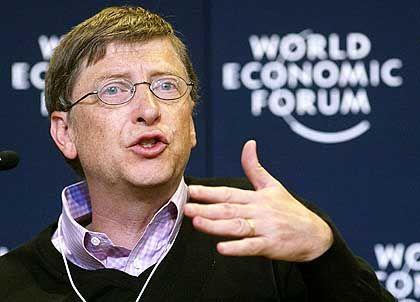 Drei Milliarden für die Stiftung: Microsoft-Gründer Bill Gates