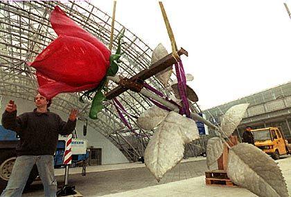 Leipziger Messe: Kunst im öffentlichen Raum